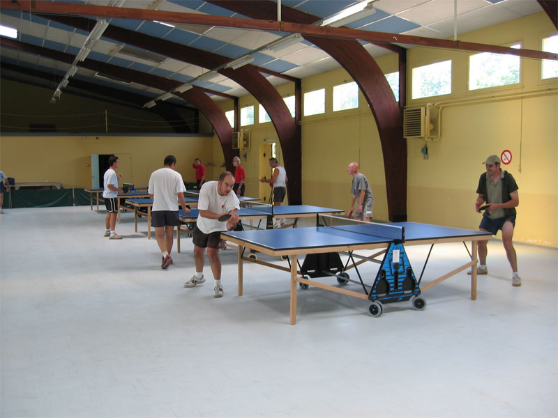 club tennis de table gironde