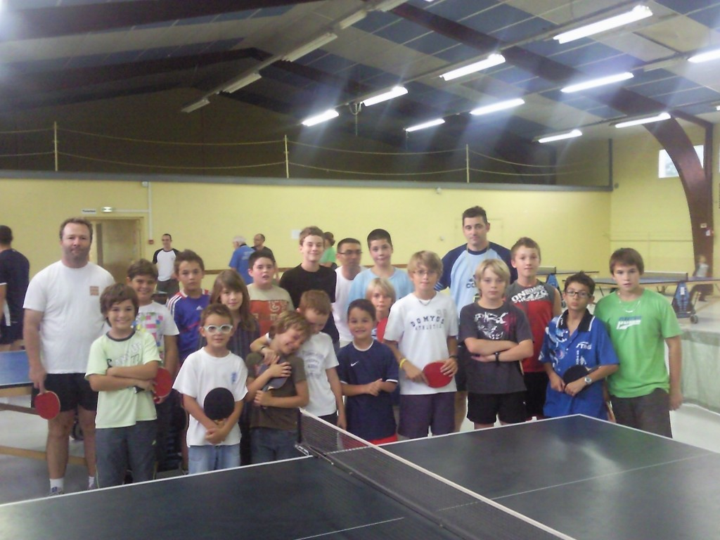 Club ping pong Tabanac